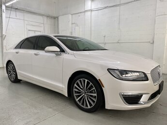 2019 Lincoln MKZ Standard Car AWD 4 Door