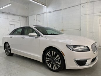 2018 Lincoln MKZ Select 4 Door Automatic 2.0L I4 Engine