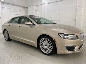 2017 Lincoln MKZ Reserve Car 4 Door 2.0L GTDi Engine AWD
