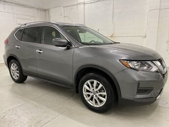 2020 Nissan Rogue SV 4 Door AWD SUV 2.5L I4 DOHC 16V Engine Automatic (CVT)