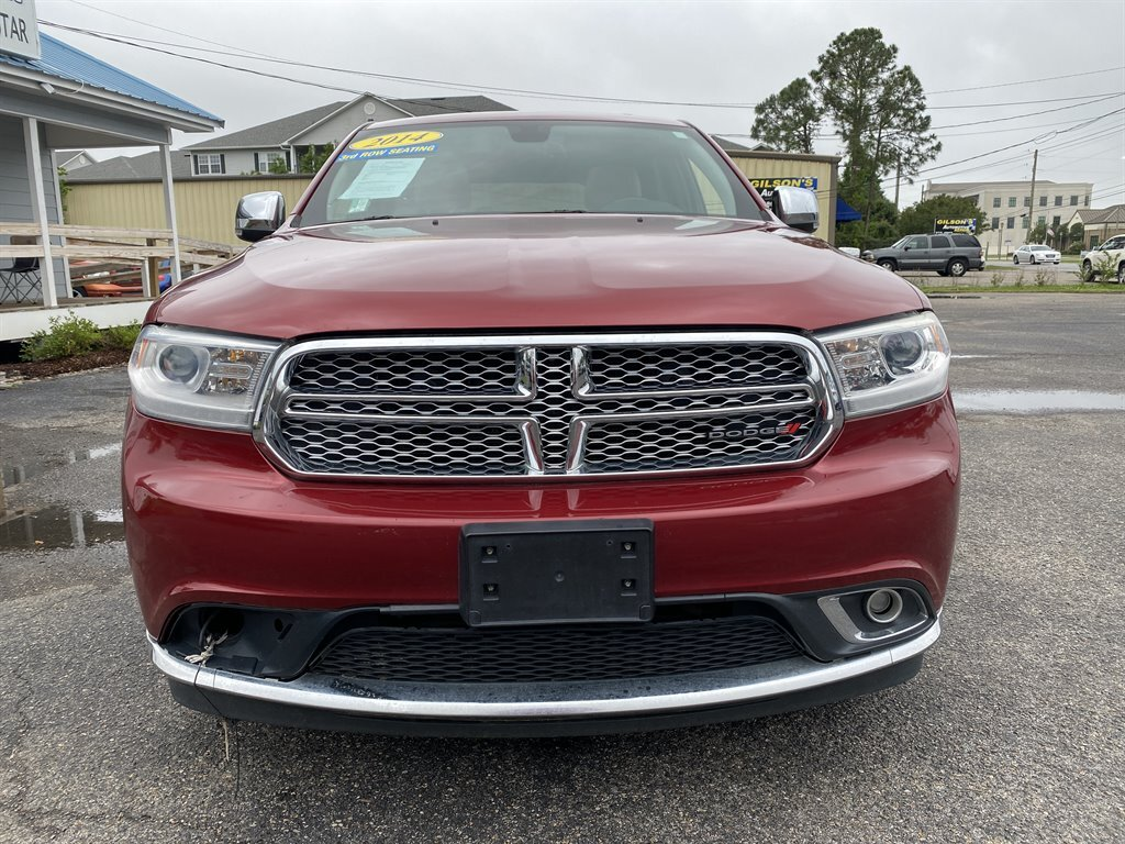 2014 Dodge Durango Citadel Automatic 5.7l V8 MPI Hemi 5.7l Engine 4 Door SUV