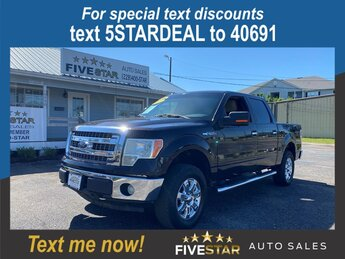 2013 Ford F-150 XLT Automatic Truck 4 Door 5.0l V8 Smpi Dohc Flex 5. Engine