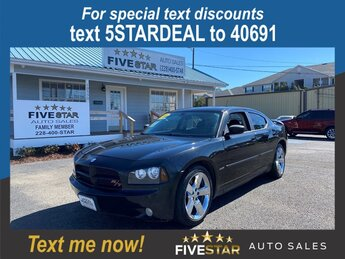 2008 Dodge Charger R/T 4 Door Car RWD