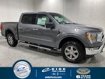 2021 Ford F-150 XLT Chrome Automatic 4 Door 4X4 2.7L V6 EcoBoost Engine