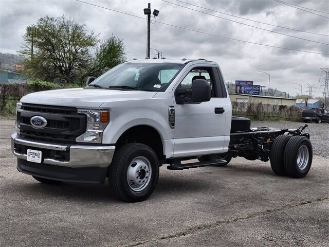 2021 Ford Super Duty F-350 DRW XL 2 Door Automatic 4X4 7.3L V8 PFI SOHC 16V Federal 385hp Engine