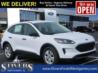 2021 Ford Escape S 1.5L EcoBoost Engine SUV FWD Automatic 4 Door