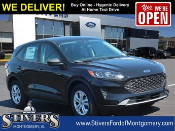 2021 Agate Black Metallic Ford Escape S SUV FWD 4 Door 1.5L EcoBoost Engine Automatic