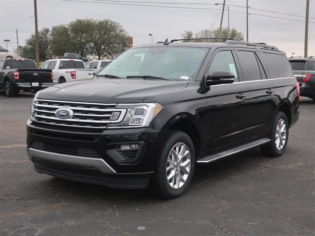 2021 Ford Expedition Max XLT 4 Door SUV Automatic RWD EcoBoost 3.5L V6 GTDi DOHC 24V Twin Turbocharged Engine