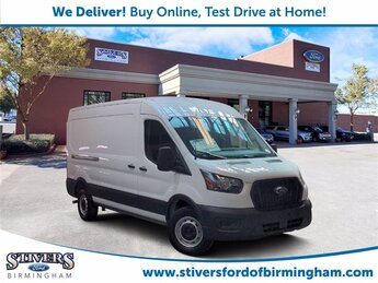 2021 Oxford White Ford Transit-250 Base 3 Door V6 Engine RWD