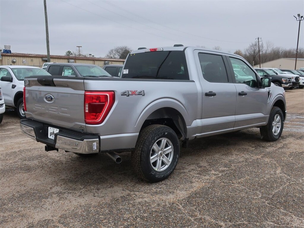 2021 Ford F-150 XLT 4 Door Truck Automatic 4X4