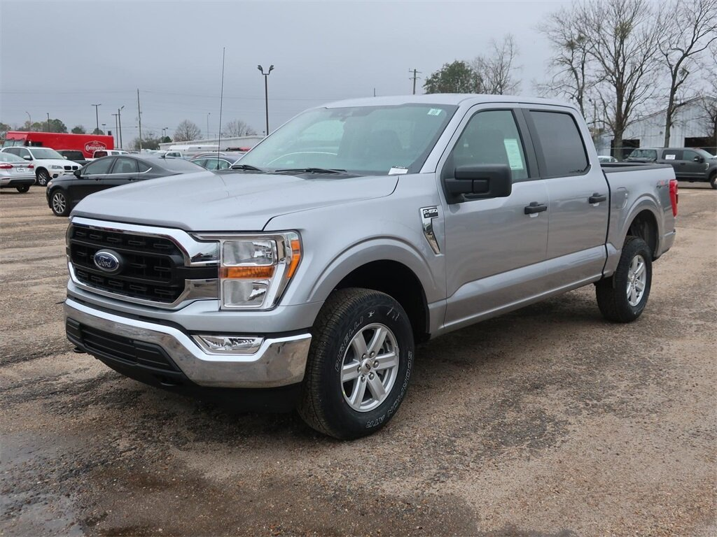 2021 Ford F-150 XLT 5.0L V8 Engine 4 Door Truck 4X4