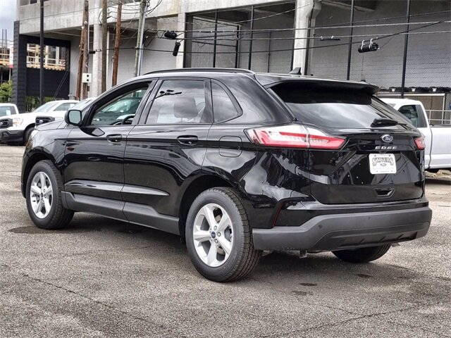 2021 Ford Edge SE FWD SUV 4 Door Automatic EcoBoost 2.0L I4 GTDi DOHC Turbocharged VCT Engine