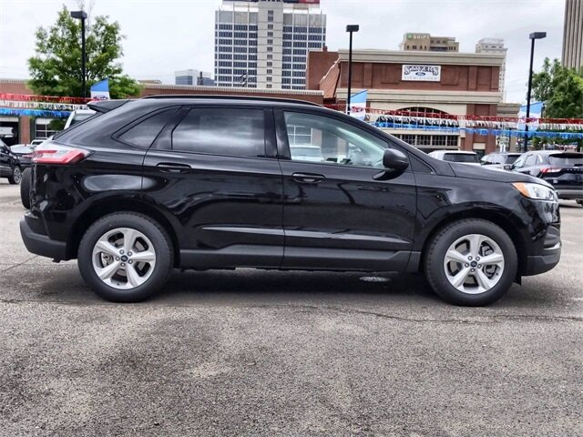 2021 Ford Edge SE SUV Automatic 4 Door EcoBoost 2.0L I4 GTDi DOHC Turbocharged VCT Engine FWD