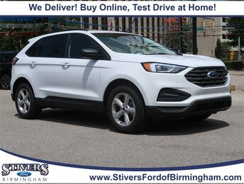 2021 Ford Edge SE SUV Automatic EcoBoost 2.0L I4 GTDi DOHC Turbocharged VCT Engine