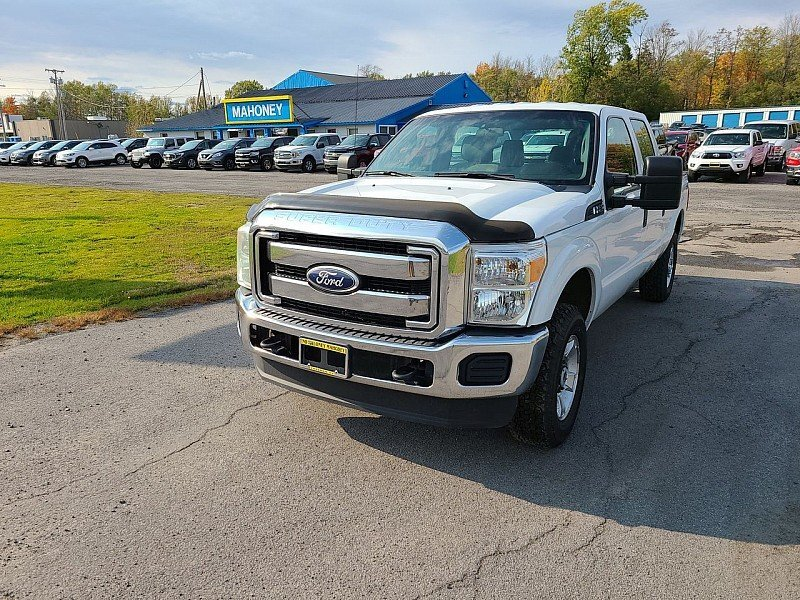 2016 Ford Super Duty F-250 SRW XLT Automatic 4X4 Truck