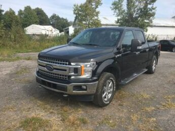 2018 Shadow Black Ford F-150 XLT Truck Automatic 4X4