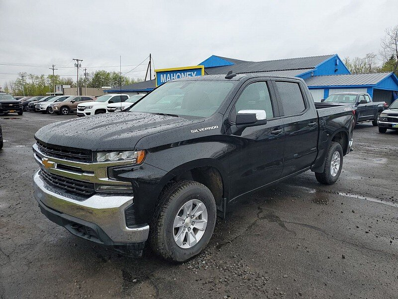 2019 Chevrolet Silverado 1500 4WD LT 4 Door 4-Cyl Turbo 2.7 Liter Engine Automatic Truck