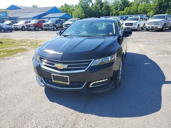 2019 Blue Velvet Metallic Chevrolet Impala LT 4 Door FWD Car 4-Cyl ECOTEC 2.5 Liter Engine