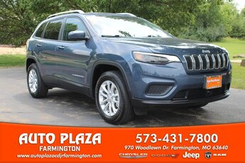 2021 Jeep Cherokee Latitude SUV Engine 4 Door 4X4