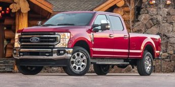 2020 Ford Super Duty F-250 SRW Automatic 4X4 Engine Truck