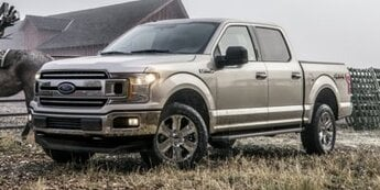 2020 Agate Black Metallic Ford F-150 Engine Automatic Truck