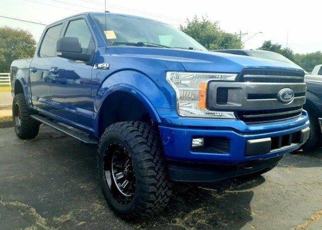 2018 Ford F-150 4X4 Automatic Engine Truck