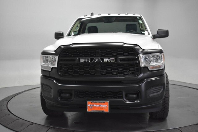 2019 Bright White Clearcoat Ram 2500 Tradesman 2 Door Truck 6.7L Straight 6 Turbocharged Engine 4X4 Automatic
