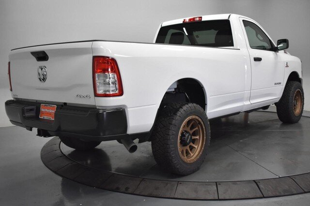 2019 Bright White Clearcoat Ram 2500 Tradesman Automatic 4X4 Truck