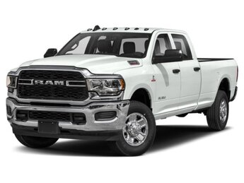 2020 Ram 2500 Tradesman Engine Truck 4 Door Automatic