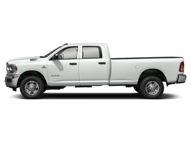 2020 Bright White Clearcoat Ram 2500 Tradesman 4 Door Automatic 6.4L Engine 4X4