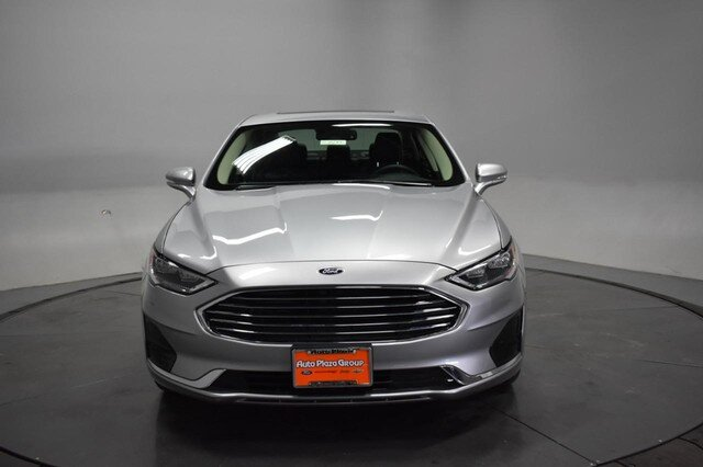 2020 Ford Fusion SEL Automatic Sedan FWD 4 Door