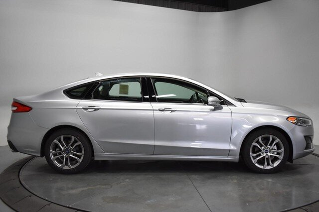2020 Ford Fusion SEL 1.5L Turbocharged Engine 4 Door FWD Automatic