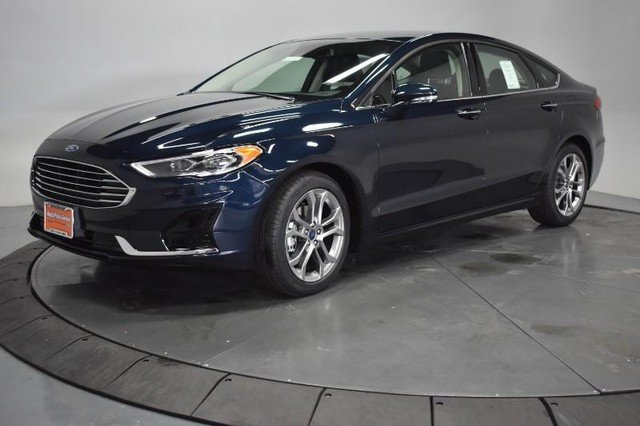 2020 Ford Fusion SEL 4 Door Engine Automatic FWD