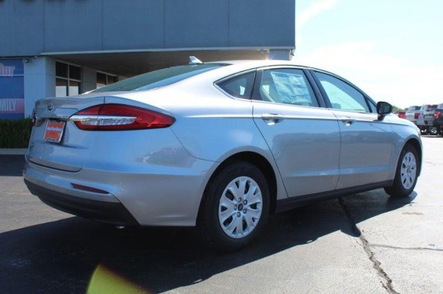 2020 Ford Fusion S 2.5L Engine FWD 4 Door Automatic