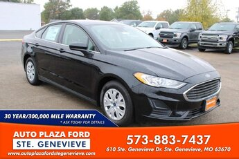 2020 Ford Fusion S 4 Door Sedan FWD 2.5L Engine Automatic