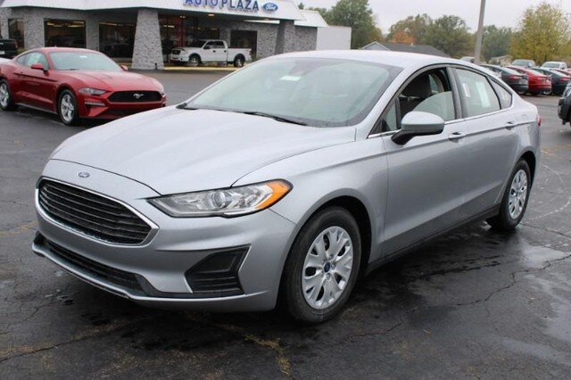 2020 Ford Fusion S Automatic 2.5L Engine FWD 4 Door Sedan