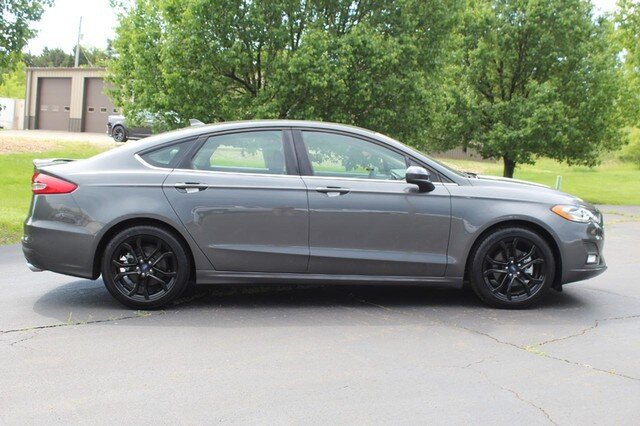2020 Ford Fusion SE FWD 1.5L Turbocharged Engine Automatic 4 Door