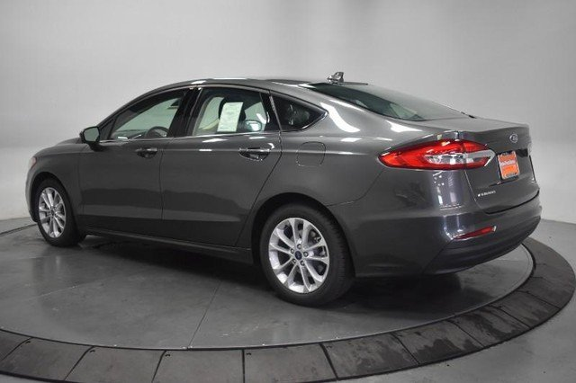 2020 Magnetic Metallic Ford Fusion Hybrid SE Automatic 4 Door Engine
