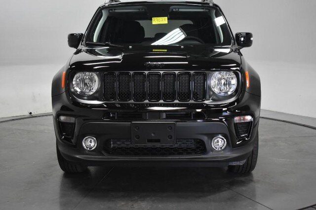 2020 Jeep Renegade Altitude 4 Door SUV Engine Automatic 4X4