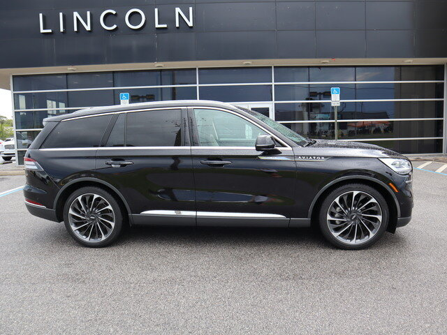 2020 Lincoln Aviator Reserve AWD 4 Door Automatic SUV
