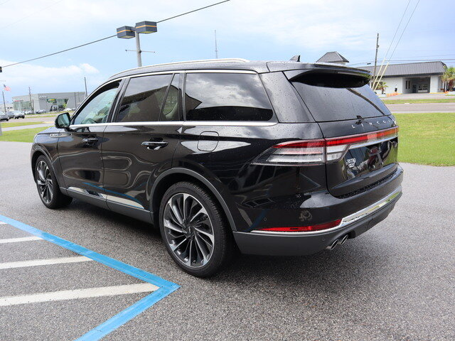 2020 Infinite Black Metallic Lincoln Aviator Reserve AWD 4 Door SUV Automatic 3.0L V6 Engine