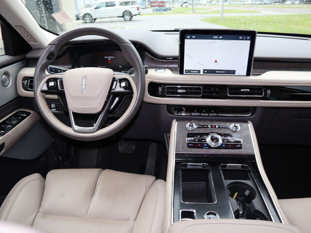 2020 Lincoln Aviator Reserve 4 Door AWD Automatic 3.0L V6 Engine SUV