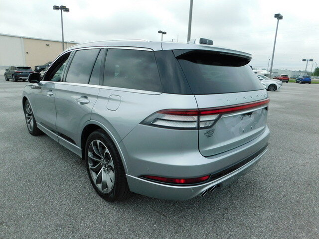 2020 Lincoln Aviator Grand Touring AWD 4 Door Automatic SUV 3.0L V6 Hybrid Turbocharged DOHC 24V LEV3-SULEV30 Engine