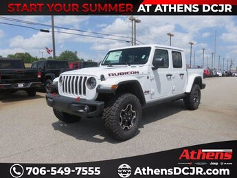 2020 Jeep Gladiator Rubicon Regular Unleaded V-6 3.6 L/220 Engine Automatic 4X4 4 Door