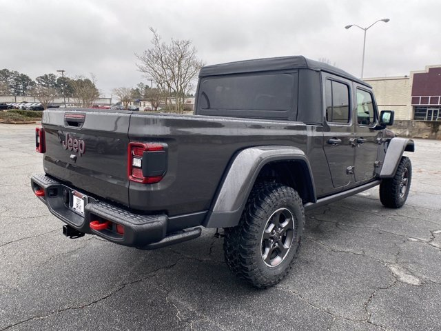 2021 Jeep Gladiator Rubicon 4 Door Truck Automatic 4X4 Regular Unleaded V-6 3.6 L/220 Engine