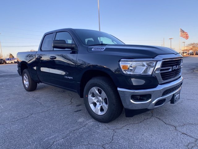 2021 Ram 1500 Big Horn Truck Automatic 4 Door RWD