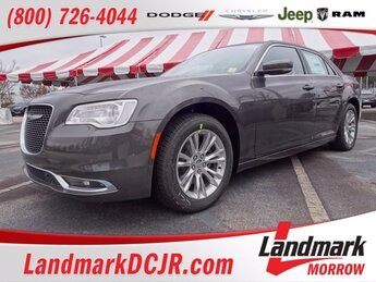 2021 Granite Crystal Metallic Clearcoat Chrysler 300 Touring L 4 Door Regular Unleaded V-6 3.6 L/220 Engine Car RWD