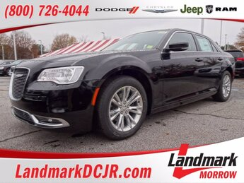 2021 Chrysler 300 Touring L Regular Unleaded V-6 3.6 L/220 Engine RWD 4 Door Car
