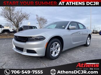 2021 Dodge Charger SXT 4 Door Regular Unleaded V-6 3.6 L/220 Engine RWD Automatic