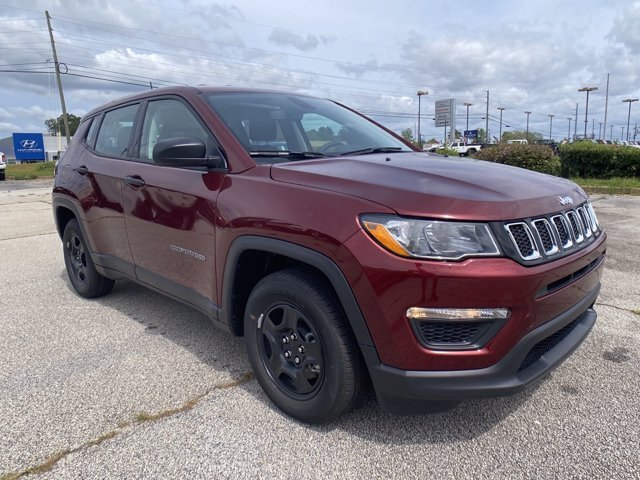 2021 Jeep Compass Sport FWD Automatic 4 Door